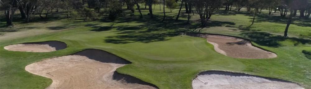 13th Hole Bathurst Golf Club