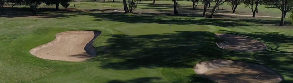 4th Hole Bathurst Golf Club