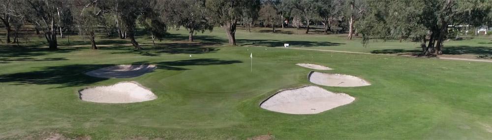 8th Hole Bathurst Golf Club