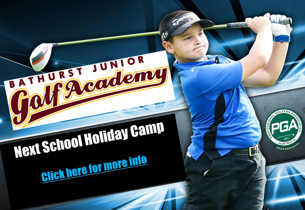 Bathurst Junior Golf Camp